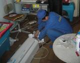 格力空调维修图片